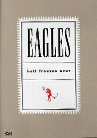 Cover Eagles - Hell Freezes Over [DVD]